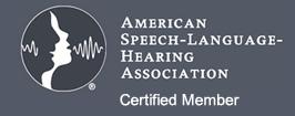 ASHA - Certified Member