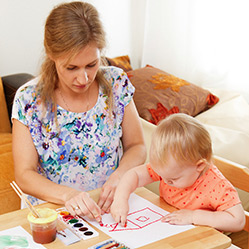 Speech Therapy for Children 0-3 Years